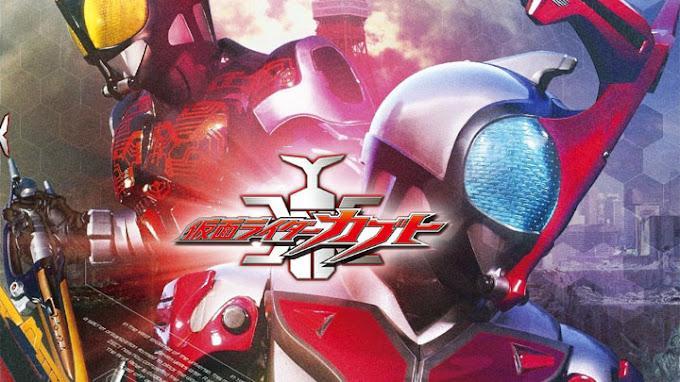 Kamen Rider Kabuto Episode 1 - 49 Tamat Subtitle Indonesia