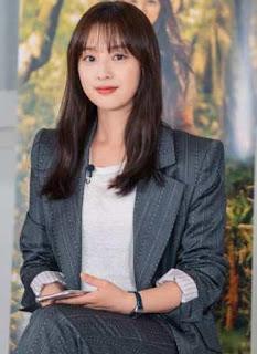 Biodata Kim Ji-Won pemeran Lee Eun-O