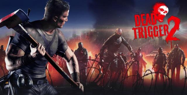 تحميل لعبة Dead Trigger 2 v1.1.1 مهكرة للاندرويد (اخر اصدار)