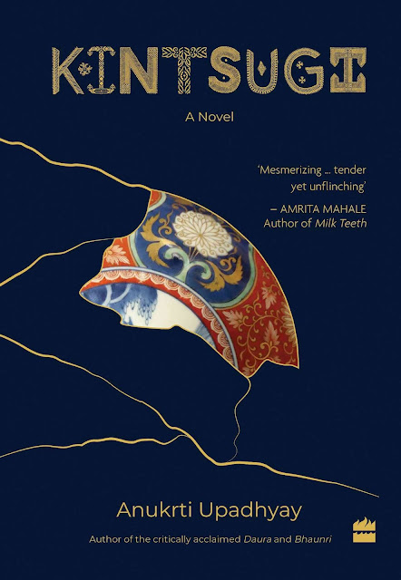 Kinstugi, Anukrti Upadhyay, Kinstugi Review, Book Review, MommyShravmusings