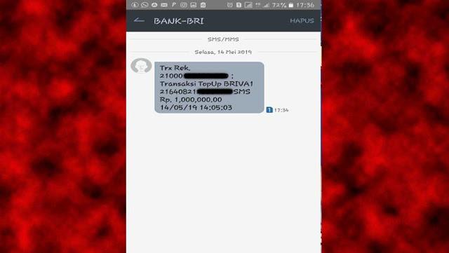 Galau saat menggunakan SMS Banking? Internet Banking solusinya!