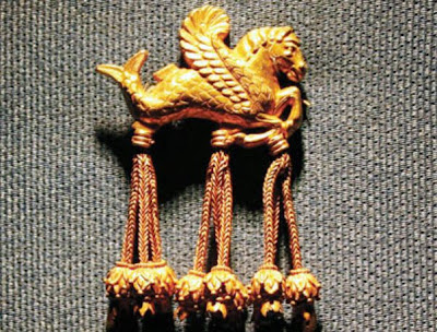 Stolen brooch from Lydian hoard found in Germany