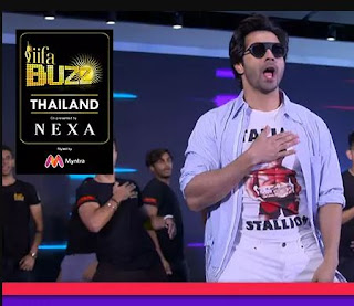IIFA Buzz DAY 2 (2018) Hindi 720p HDRip x264 230MB