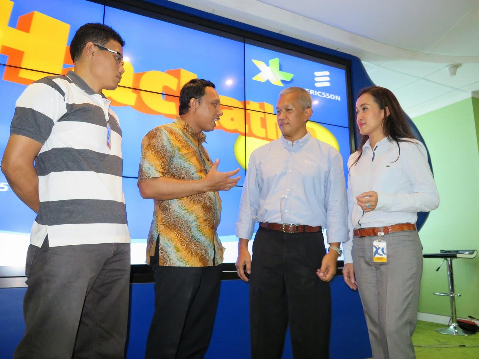 XL Gelar Workshop LTE Untuk Pengembang Lokal