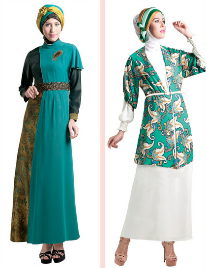 Fashion Busana Muslim Trendy