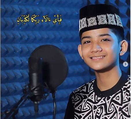 Foto Profil Biodata Ammar Fathani Lengkap IG, Agama, Umur, Tanggal lahir, Ulang Tahun, Kelas, Mirip Teuku Ryan Tunangan Ria Ricis