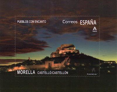 sello, Morella, Castellón