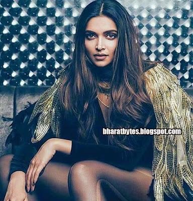 Deepika Padukone Hot Photoshoot for Hello Mag India