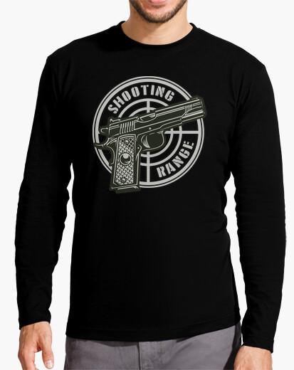 Camisetas Hombre - Diseño Shooting Range