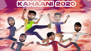 Kahaani 2020 Lyrics Zaeden