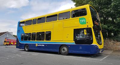 Autobus howth - dublino