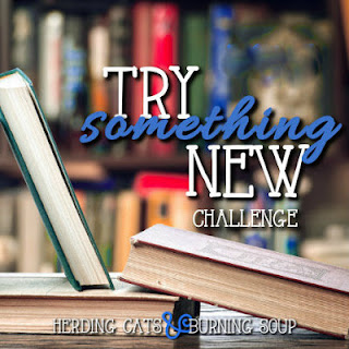 try something new square 2019 book reading challenge