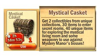 Mystical Casket