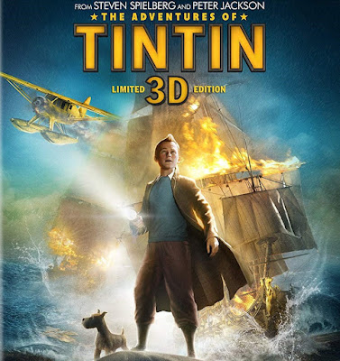 The Adventures of Tintin 2011 Movie