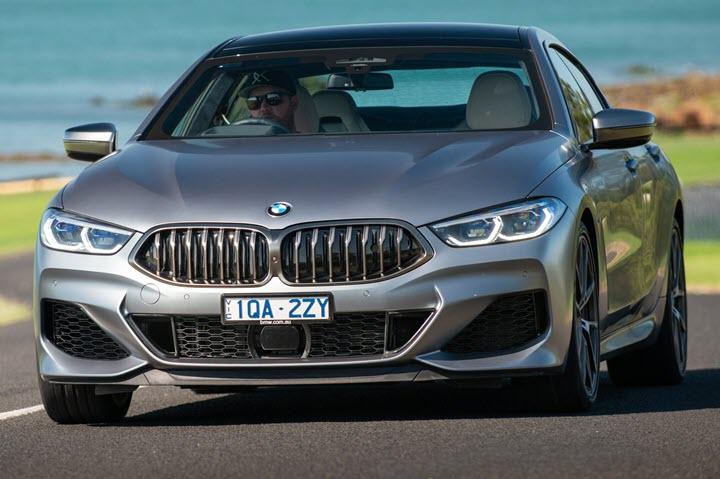 Xe BMW đã có thể khởi động từ xa bằng smartphone