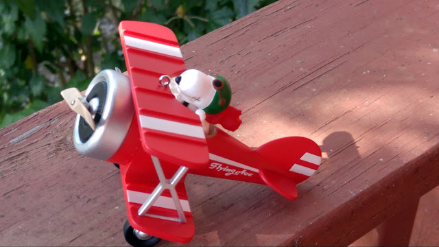 Win The Flying Ace! MWP  #Peanuts #Snoopy