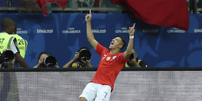 Alexis Sanchez Singgung Manchester United Atas Performa Buruknya