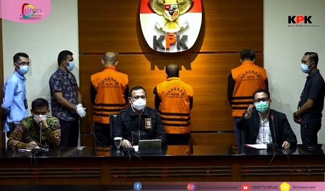 Gubernur Sulawesi Selatan Dibekuk KPK