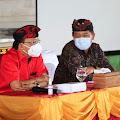 Gubernur Bali Bersama Bupati Suwirta Minta Masyarakat Dukung Pembangunan Pusat Kebudayaan Bali