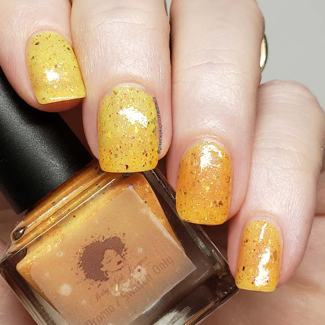 Baby Girl Lacquer Doin' The Mimost-a!