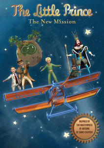 NCircle Entertainment The Little Prince: The New Mission DVD ~ #Review #Giveaway