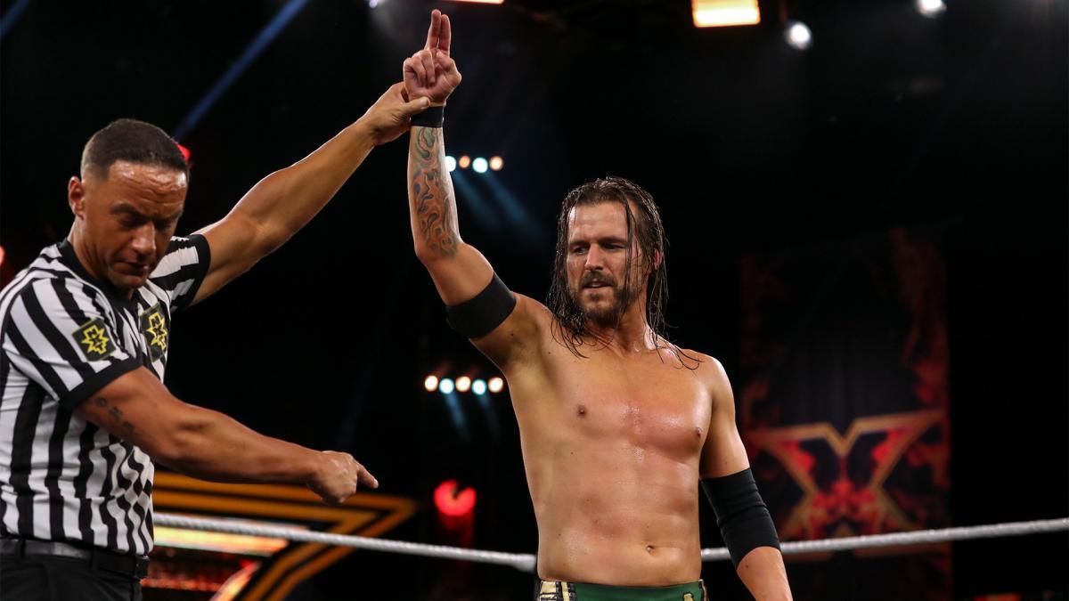 "Adam Cole fala sobre derrotar Pat McAfee no NXT ""Takeover: XXX"""