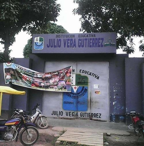 Colegio JULIO VERA GUTIERREZ - Ciudad Constitución