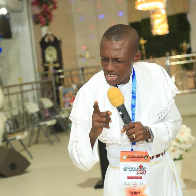 Gold And Silver 3 - Prophet Abraham Adebayo