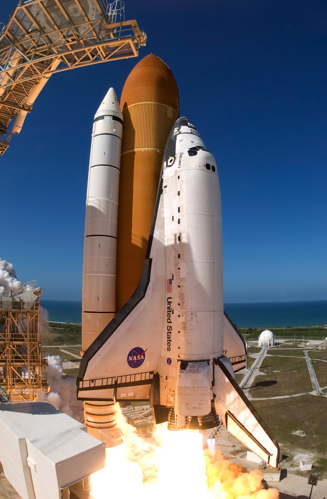A Place For Science: In Memory Of The Space Shuttle (IMAGES)