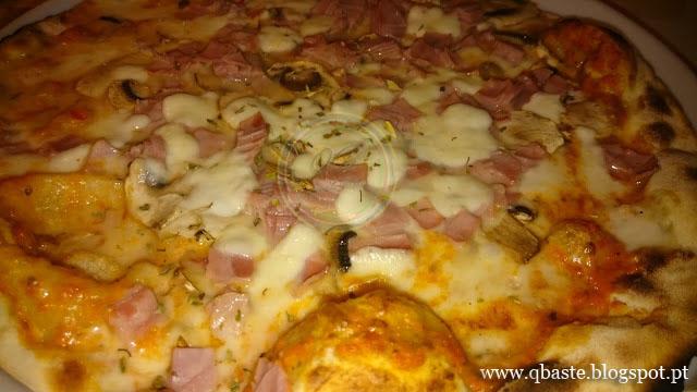 Pizza Toscana - Capricciosa Cascais