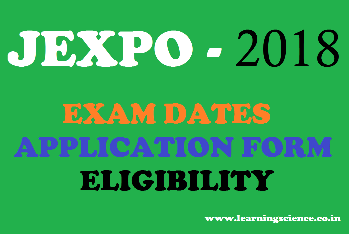 Jexpo 10 Years Question Papers Pdf
