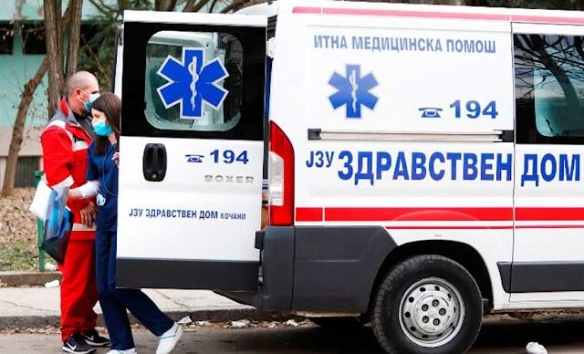 Siebtes Todesopfer in Mazedonien - 285 registrierte Fälle