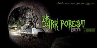 THE DARK FOREST BIRTH in HAKONIWA