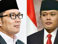 Benarkah Ridwan Kamil Gandeng Sule Maju Pilkada Jabar? Lihat ini Hasil Surveinya