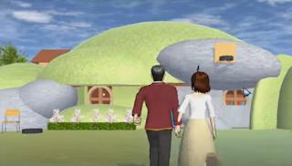ID Rumah Ware Bare Bears Di Sakura School Simulator