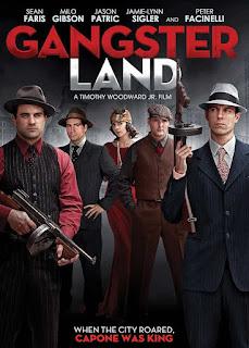 مشاهدة فيلم Gangster Land 2017 مترجم