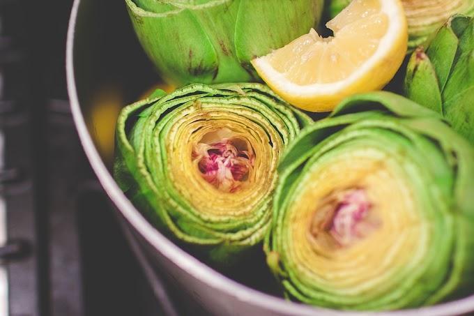 Alimentos quema grasas I: las alcachofas