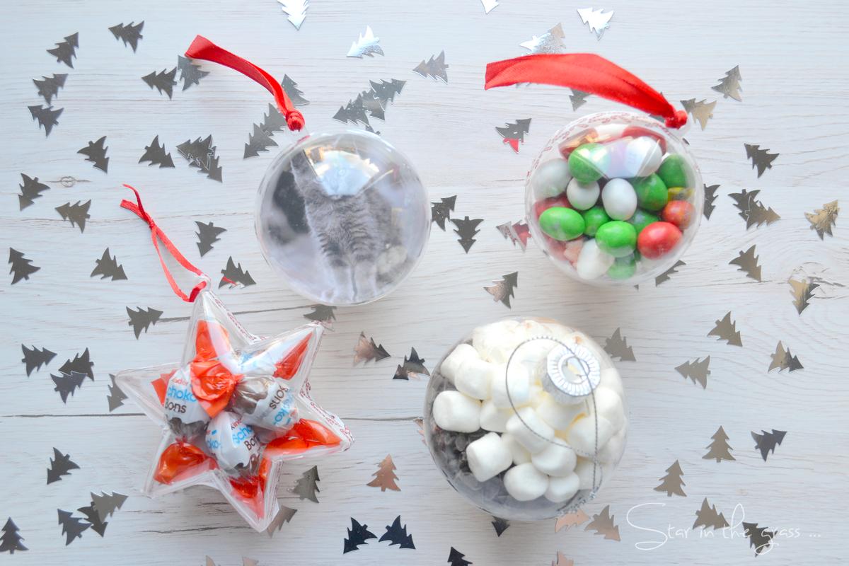 Boule De Noel Transparente A Decorer 3 diy faciles et rapides à faire avec des boules de noël