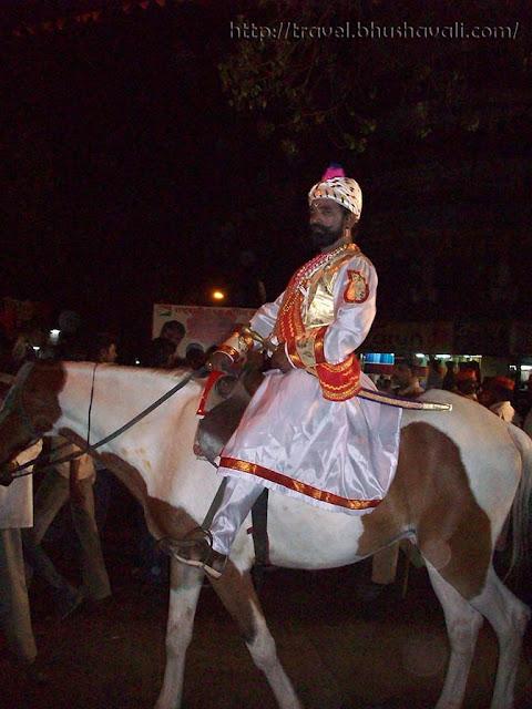 Birthday of Maratha Warrior King Chhatrapati Shivaji