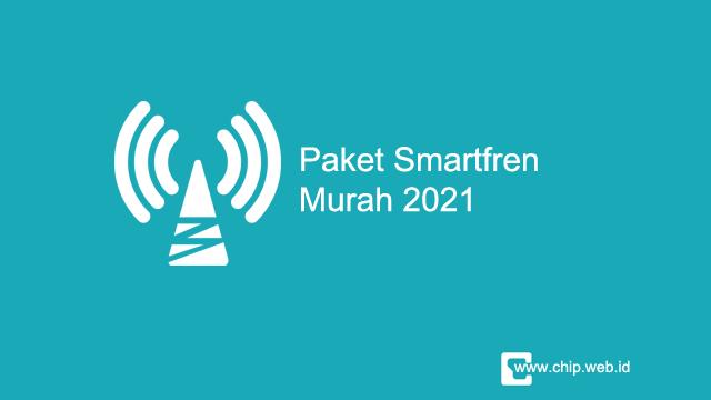 Paket Smartfren Murah 2021