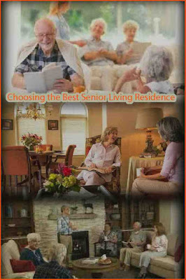 Senior Living Residence, Best Senior Living Residence