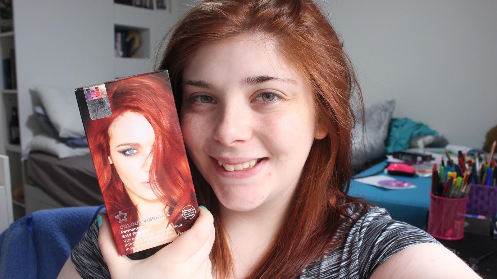 superdrug redhead hair dye