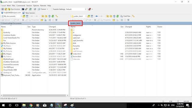 Kelas Informatika - File public_html Web Host