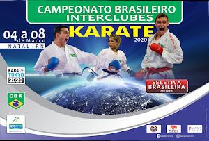 Campeonato Brasileiro de Karate - Fase Classificatória RN