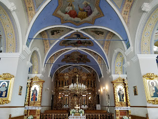 greek catholic church interior lviv ukraine