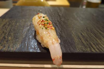 Kyoten Japanese Cuisine, sushi botan ebi