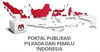 cara cek hasil real count atau perhitungan resmi hasil peilu 2019 versi KPU di website https://pemilu2019.kpu.go.id/#/ppwp/hitung-suara/