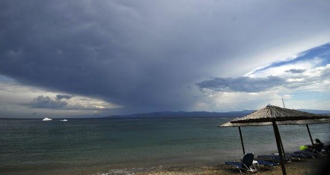 Έρχονται βροχές και καταιγίδες στα δυτικά