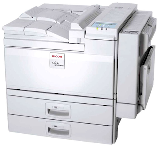 Ricoh Aficio SP 8100DN Driver Download