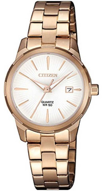 Citizen EU6073-53A Analog Watch